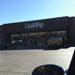 Photo taken at QuikTrip by Bree B. on 11/9/2011
