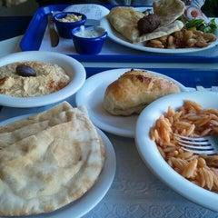 Photo taken at Zorba's Cafe by Phoenix R. on 12/10/2011