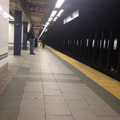 Photo taken at MTA Subway - Prince St (N/R) by Julio S. on 1/18/2012