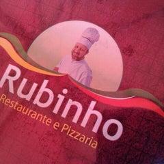 Photo taken at Restaurante do Rubinho by Marcio S. on 9/10/2011