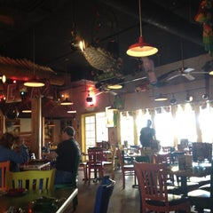 Photo taken at Arriba Mexican Grill by Lynne H. on 12/27/2011