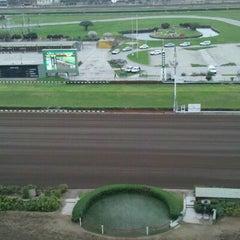 Photo taken at Hipódromo de Monterrico by Julio M. on 8/23/2012
