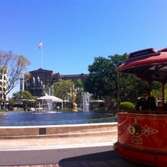 Photo taken at The Americana at Brand by JinY H. on 5/15/2012