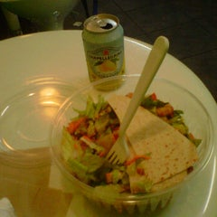 Photo taken at The Chopshop Salads by Cameron A. on 10/14/2011