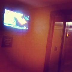 Photo taken at Sheraton Tarrytown Hotel by Tim E. on 2/1/2012
