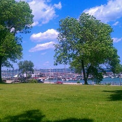 Photo taken at South Shore Park by Mike C. on 5/29/2012
