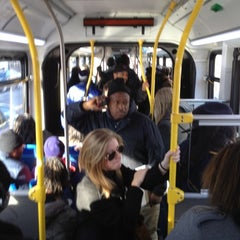 Photo taken at X2 Metrobus by Samuel M. on 1/30/2012