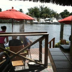 Photo taken at Waterway Cafe by Judy B. on 9/20/2011