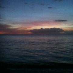 Photo taken at The Beach At The End Of Welakahao by Andrew H. on 10/27/2011