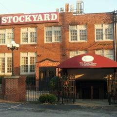 Photo taken at Stock-Yard Restaurant by Melanie R. on 9/1/2012