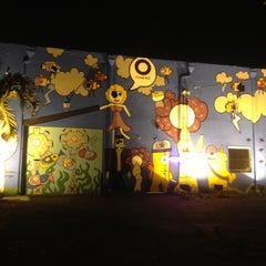 Photo taken at O Cinema Wynwood by Cynthia S. on 2/12/2012