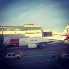 Photo taken at South Terminal by Rafal on 8/14/2012