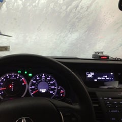 Photo taken at Delta Sonic Car Wash by Laura F. on 3/17/2012
