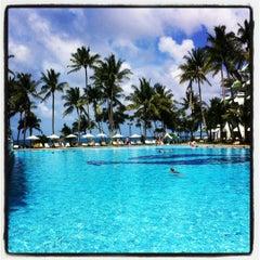 Photo taken at Le Meridien Beach Resort by Michael D. on 8/5/2012
