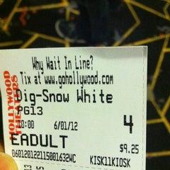 Photo taken at Regal Cinemas Permian Palace 11 by Edwin M. on 6/2/2012