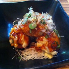 Photo taken at Mikuni by Chris on 4/30/2012