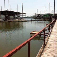 Photo taken at Walnut Creek Marina by Jeremiah on 8/7/2012