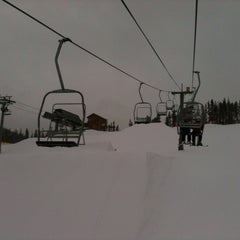 Photo taken at A51 Terrain Park by Mij S. on 3/3/2012