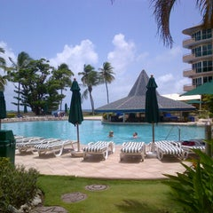 Photo taken at Accra Beach Hotel & Spa by Marcus L. on 8/17/2012