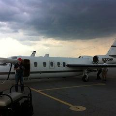 Photo taken at Auburn University Regional Airport (AUO) by John G. on 8/3/2012