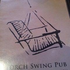 Photo taken at Porch Swing Pub by Tan N. on 7/29/2012