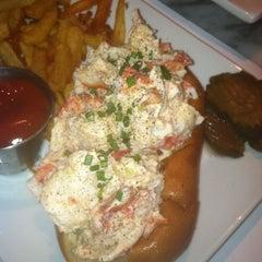 Photo taken at Ed's Lobster Bar Annex by Lauren D. on 7/16/2012
