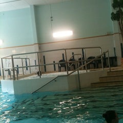Photo taken at Olympos Leisure Centre by Martin F. on 6/23/2012