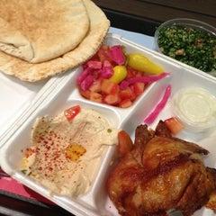 Photo taken at Zankou Chicken by Joy C. on 7/14/2012