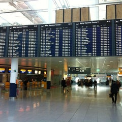Photo taken at Terminal 2 by Thomas H. on 7/2/2012