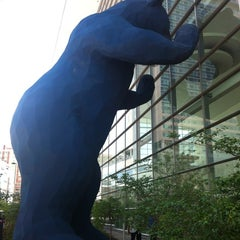 Photo taken at Colorado Convention Center by Sherry Z. on 4/24/2012