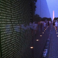 Photo taken at Vietnam Veterans Memorial by Audrey P. on 6/10/2012