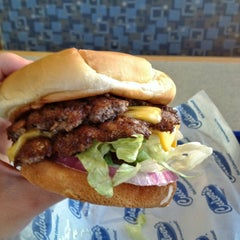 Photo taken at Culver's by Alex H. on 7/16/2012