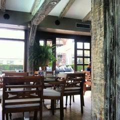 Photo taken at Baskin Café by Naga S. on 3/24/2012