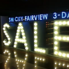Photo taken at SM City Fairview by Hyun Woo B. on 8/19/2012