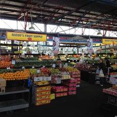 Photo taken at Prahran Market by Wandering E. on 5/20/2012