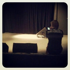 Photo taken at Marquis Theatre by Weston B. on 4/25/2012