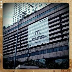 Photo taken at Grand Mercure Bangkok Fortune (โรงแรมแกรนด์เมอร์เคียว กรุงเทพ ฟอร์จูน) by Tho on 2/27/2012
