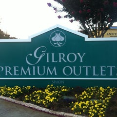Photo taken at Gilroy Premium Outlets by Sergey Z. on 8/18/2012