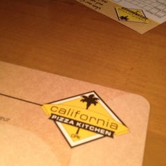 Photo taken at California Pizza Kitchen by George T. on 8/30/2012