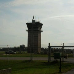 Photo taken at Stennis Airport by Felicia V. on 6/3/2012