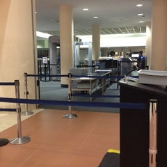 Photo taken at Concourse C by Travis on 5/27/2012