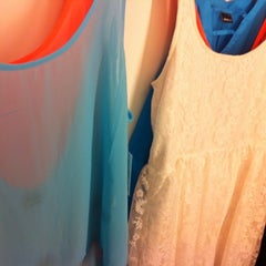 Photo taken at Gina Tricot by Vasja P. on 6/26/2012