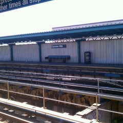 Photo taken at MTA Subway - Cypress Hills (J) by Kerri N. on 4/30/2012