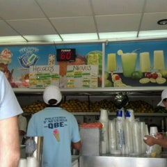 Photo taken at Helados QBE by Mr Silent on 7/21/2012