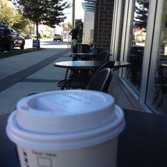 Photo taken at Starbucks by Aaron W. on 8/25/2012