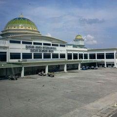 Photo taken at Sultan Iskandar Muda International Airport (BTJ) by Sur A. on 2/22/2012