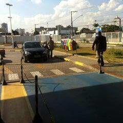 Photo taken at CONTROLAR - Inspeção Veicular by Daniel R. on 7/23/2012