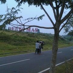 Photo taken at Cikarang Bike Park by Rozy R. on 5/12/2012
