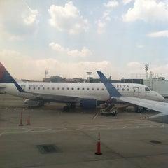 Photo taken at Terminal A by Chris W. on 8/23/2012