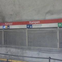 Photo taken at Metro Kamppi by matti h. on 5/21/2012
